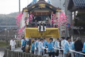 輪島・曳山祭り