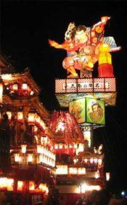 飯田燈龍山祭り