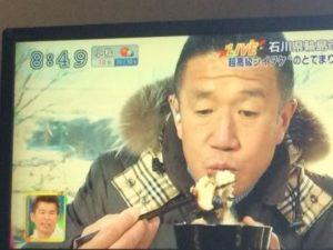 朝日放送「旅サラダ」生中継