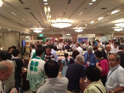 石川県人会の様子