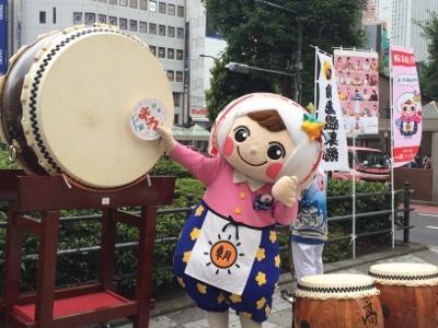 輪島観光キャンペーンガール朝いっちゃん