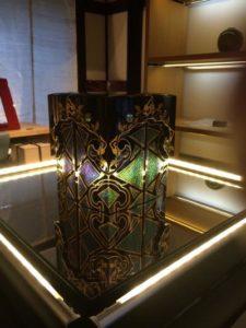 輪島塗りの宝石箱