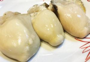 とろりとろけるクリーミーな柴垣の岩牡蠣